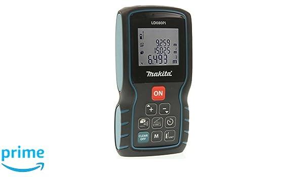 Makita ld080pi laser entfernungsmesser u2013 blau: amazon.de: baumarkt