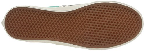 Vans U Authentic Slim Sneaker, Unisex Adulto Multicolore (Pool Green)