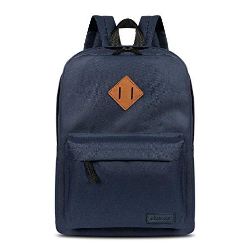 advocator-casual-daypack-etudiants-ecole-ecrou-de-couleur-solide-nose-chic-simple-classic-sac-a-dos-