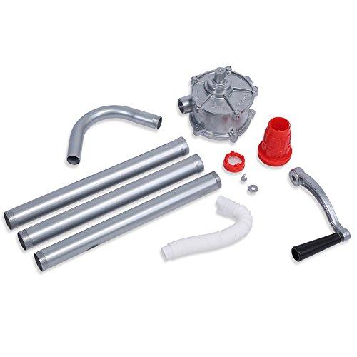 Cocoarm pompa olio manuale pompa manuale travaso liquidi gasolio olio diesel, 29 l/min
