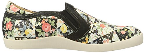 Think! Seas, Mocassins Femme Multicolore (Sz/Kombi 09)