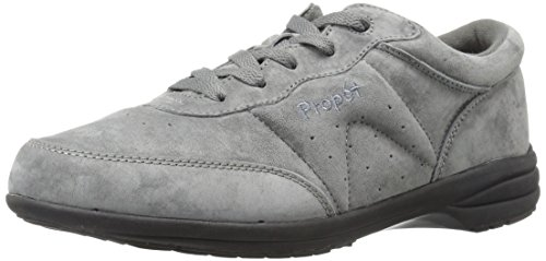 Propet Women's Washable Walker Suede Oxford Suede Womens Oxford