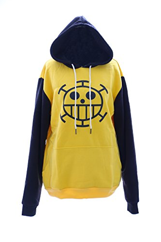 Kawaii-Story TA de 43 One Piece Law Trafalgar Amarillo Yellow Cosplay