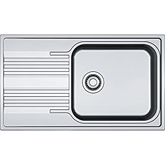 Franke 101.0368.324acero inoxidable fregadero de cocina (–gris