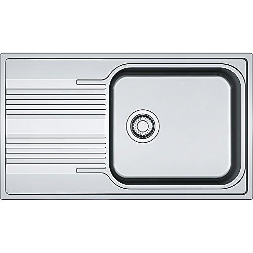 Franke 101.0368.321in acciaio INOX di seta per lavello da cucina–grigio