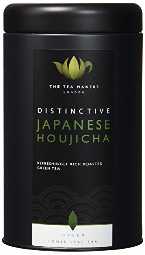 eröstet Houjicha-Tee