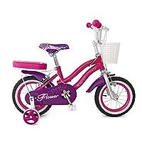 UPTEN Flower 18 Inch Girl Bicycle Children bikes kids bike
