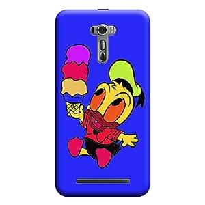 iCover Premium Printed Mobile Back Case Cover With Full protection For Asus Zenfone 2 Laser ZE601KL (Designer Case)