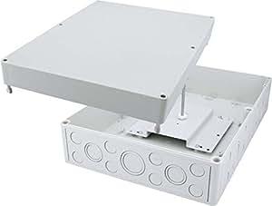 TELEGÄRTNER FO spleiß Box boîtier IP66h02050a0229S V 254x 180x 90mm Panneau de brassage fibre optique 4018359399955