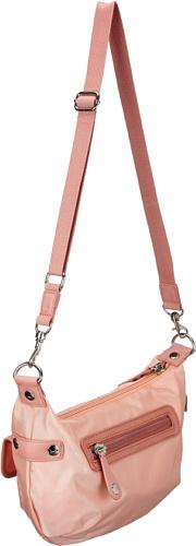 Sansibar Chili B-412 CI, Borsa a spalla donna, 31x17x5 cm (L x A x P) Rosa (Pink (pink))