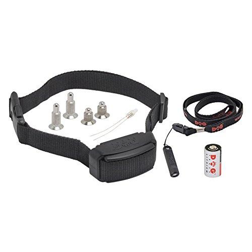 Collier anti-aboiements DOGtrace «D-Mute Light» pour chiens pesant de 20 à 50 kg