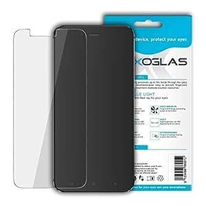 Flexoglas per Xiaomi Mi A1 / 5X Protezione Schermo Antiurto Antigraffio 9H Proteggi Display Flessibile Resistente Come Vetro Temperato Pellicola Protettiva con Filtro Luce Blu Protettivo