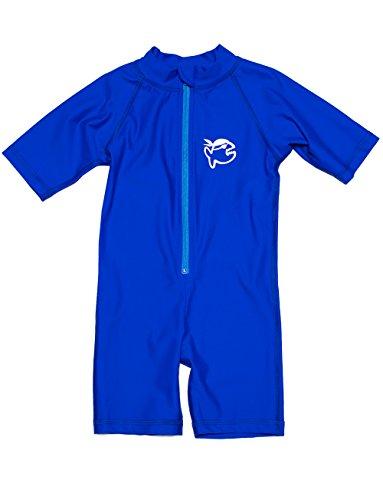 IQ UV Schutzkleidung Kinder Anzug zum schwimmen & spielen TÜV geprüft, Oeko Tex 100 zertifiziert, hergestellt in Europa