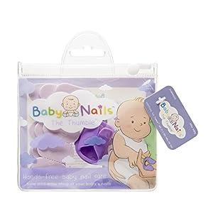 Baby Nails – Nagelpflege für Babys I Handfreies Babypflege-Set für Neugeborene I Geschenkidee für werdende Mütter I Standard Pack