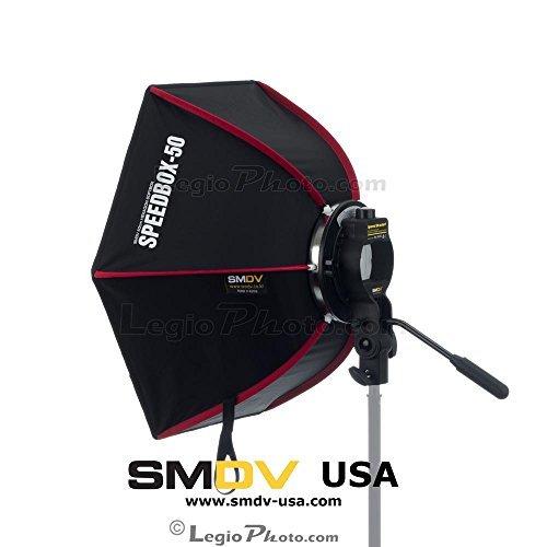 SMDV speedbox-50Softbox Regenschirm für Flash Cobra
