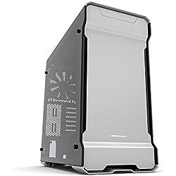 Phanteks Enthoo Evolv ATX Glass Midi-Tower Silver computer case - computer cases (Midi-Tower, PC, Aluminium, Steel, Tempered glass, ATX,EATX,Micro-ATX,Mini-ITX, Silver, 3 mm)