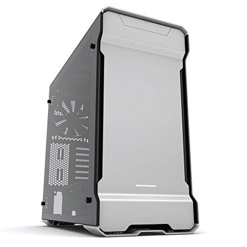 Phanteks Enthoo Evolv ATX Glass Midi-Tower Argento vane portacomputer