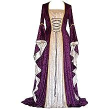 332803e1c Amazon.es  vestidos medievales para mujer - Morado
