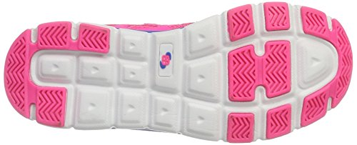 Brütting Spiridon Fit, Sneakers Basses Mixte Enfant Rose (Pink/blau)