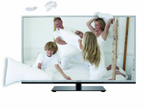 Toshiba 46TL963G 116,8 cm (46 Zoll) Fernseher (Full HD, Triple Tuner, 3D, Smart TV) Toshiba 46