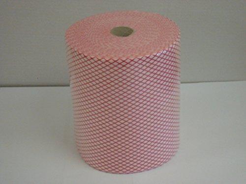 500 Laken (1 x Rolle rot Allzweck leichtes Tuch (1 X500 Laken )( bei allen Produkte))
