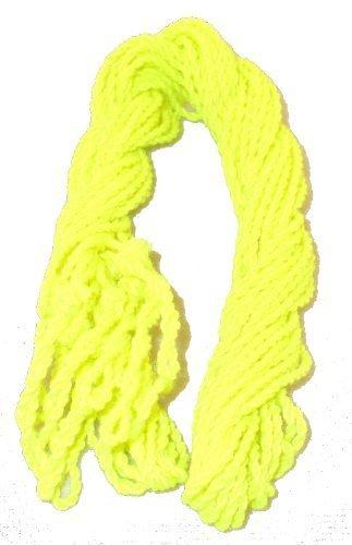 Yo-yo Strings - Ten (10) Pack of 100% Poly YoYo String - Neon Yellow by YoYoSam