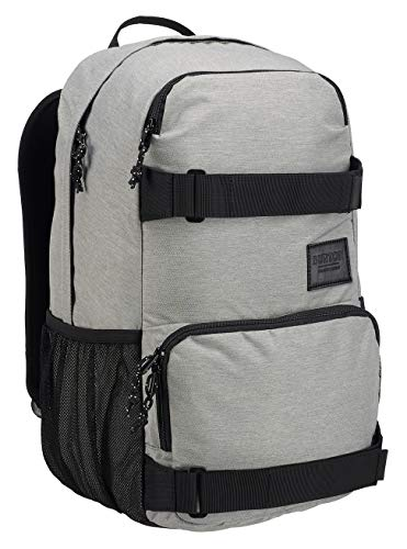 Burton Treble Yell Daypack, Gray Heather, One Size