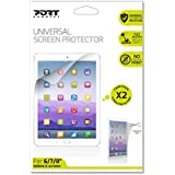 "Port Designs 180642 - Película protectora de pantalla para tablet de 7"""