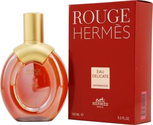 Hermes Rouge Eau Delicate Natural Spray 100ml