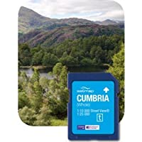 Satmap MapCard: Cumbria [Whole] (OS 25k, 10k)