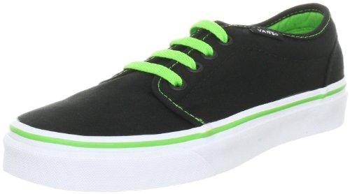 Vans Unisex-Erwachsene 0 Niedrige Sneaker Nero (Black)