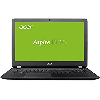 Acer Aspire ES 15 (ES1-533-P98X) 39,6 cm (15,6 Zoll HD matt) Noteboook (Intel Pentium N4200, 4 GB RAM, 1.000 GB HDD, Intel HD, Win 10) schwarz