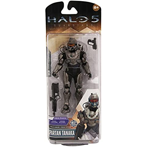 Halo 5 Guardians Series 1 Figura de Spartan Tanaka