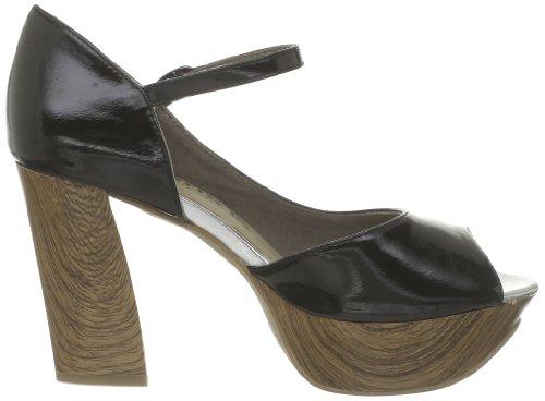 Tamaris Trend 29310, Escarpins femme Noir (Black)