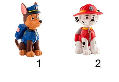 Figurine PVC personnage Pat'Patrouille Mod 2 - Paw Patrol Dek Déco Gâteau Anniversaire Pvc Résine - 239