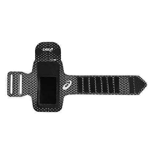 ASICS Liteshow Performance Armband, Unisex Erwachsene, schwarz (Black), Einheitsgröße Asics-armband