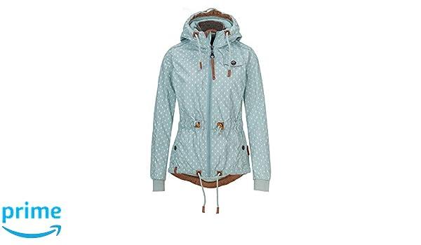 Naketano 36 DDS W jacket turquoise