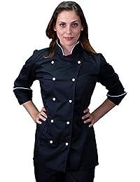 Amazon.it  pasticceria - Giacche da chef   Ristorazione  Abbigliamento 6cb0c90db3d
