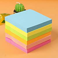 OFIXO Creative Colorful 400 Sheets Memo Pad Note N Times Post Note Paper Free Stickers Post Sticky Notes Stationary