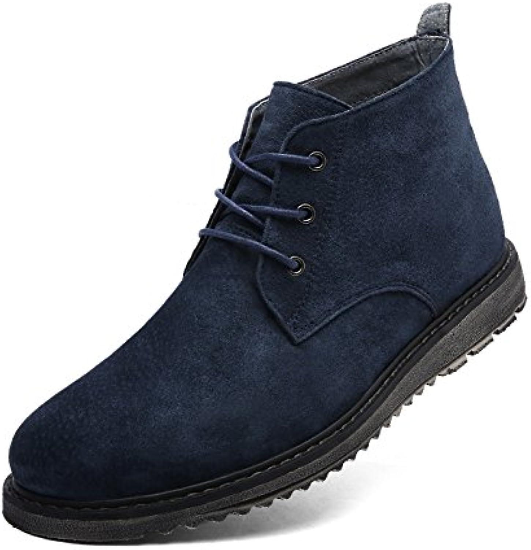 Männer  stiefel aus england chelsea  stiefel  schuhe mit reißverschluss schwarz 39