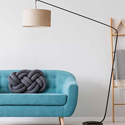 Floor Lamp, Lampadaire Nordic LED Arc, Lampe à Poser créative à télécommande pour 12V Dimmable avec télécommande pour Salon -506