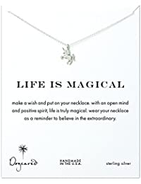 Dogeared - Collier Life is Magical - Plaqué or - Femme