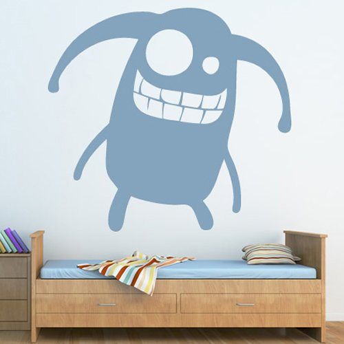 boggle-eyed-monster-scary-lustige-monster-wandsticker-kinder-dekor-kunst-abziehbilder-verfugbar-in-5