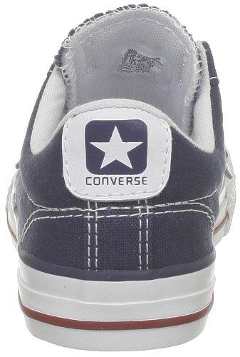 Converse Sp Core Canv Ox, Baskets mode mixte adulte Bleu (Marine)