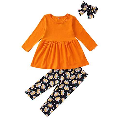 Kind Haut Anzug Kostüm - DIASTR Kinder Langarm Halloween Baby Mädchen