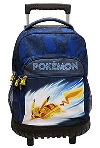 C Y P Mochila Trolley Fijo Pokemon, (MC-254-PK)