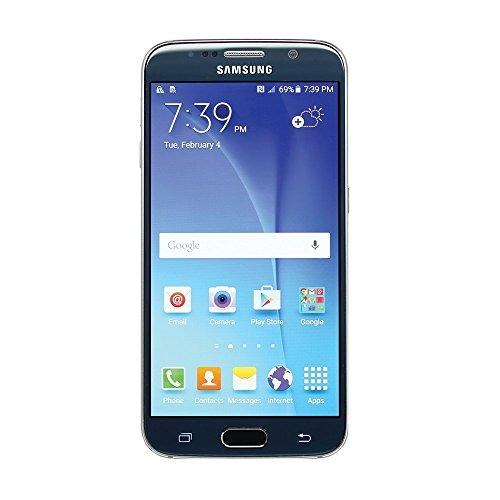 Samsung Galaxy S6 G920T GSM entsperrt, 64 GB, blau-Saphir (Samsung Galaxy 4 Handy Für At&t)