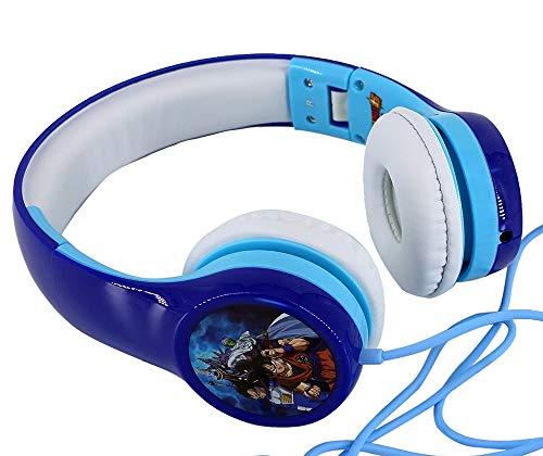 Dragon Ball 811326 Goku Et Beerus - Auriculares de Diadema para niños