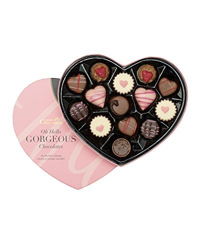 Mothers Day Chocolates - In a heart Shaped box