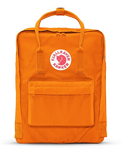 Fjällräven Unisex Notebooktasche Kanken Burnt Orange